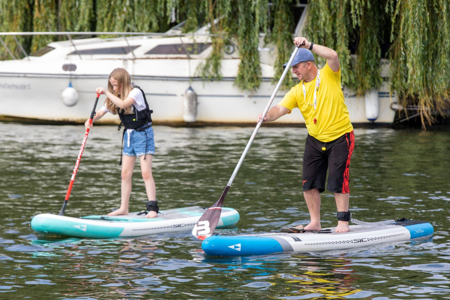 Paddleboard taster sessions